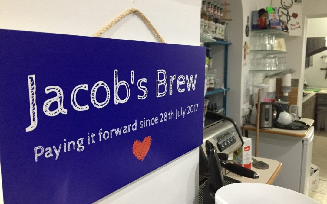 JACOB'S BREW – THE STORY SO FAR …..